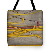 Sea Whip Coral Tote Bag