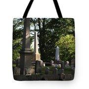 Seacoast Cemetery Tote Bag