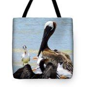 Seafaring Trio Tote Bag