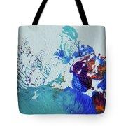 Seafloor Tote Bag