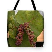 Seagrape Fruits Tote Bag