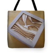 Seagull Box Tote Bag