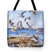 Seagull Convention Tote Bag