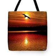 Seagull Homeward Bound Tote Bag