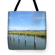 Seagull Line Tote Bag