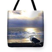 Seagull Sentinel Tote Bag