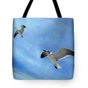 Seagulls # 6 Tote Bag
