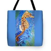 Seahorse Number 1 Tote Bag