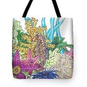 Seahorse Sanctuary  Tote Bag