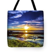 Seahurst Sunset Tote Bag