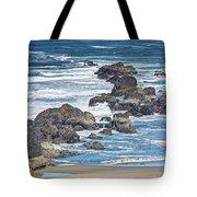 Seal Rock Seascape Tote Bag