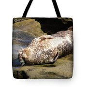 Sealed With A Smile Tote Bag