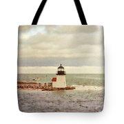 Seamans Light Tote Bag