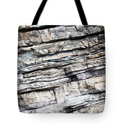Abstract Rock Stone Texture Tote Bag