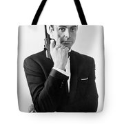 Sean Connery (1930-) Tote Bag by Granger