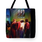 Seans Confirmation Tote Bag