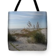 Seaoats On The Beach Tote Bag