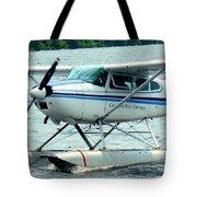Seaplane Tote Bag