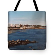 Seapoint From Salthill Tote Bag