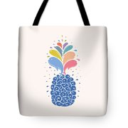 Seapple Tote Bag