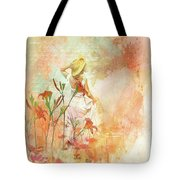 Search For Tomorrow Tote Bag