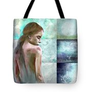 Searching For Inner Peace Tote Bag