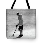 Searching For Patience Tote Bag
