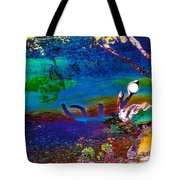 Searching For Shore Tote Bag