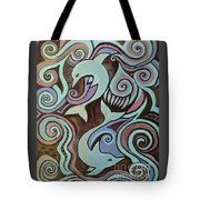 Searenity Tote Bag
