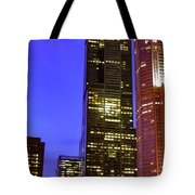 Sears Tower Chicago Tote Bag