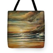 Seascape 3 Tote Bag
