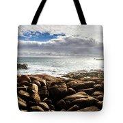 Seascape In Harmony Tote Bag