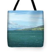 Seascape In Iceland On Summer  Tote Bag