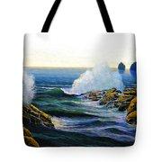 Seascape Study 3 Tote Bag