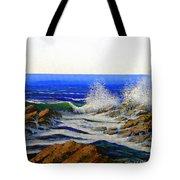 Seascape Study 4 Tote Bag