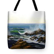 Seascape Study 5 Tote Bag