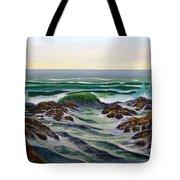 Seascape Study 6 Tote Bag