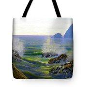 Seascape Study 7 Tote Bag
