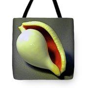 Seashell Egg Cowry Tote Bag