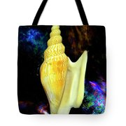 Seashell Strombus Listeri Tote Bag