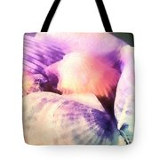 Seashells Painted  Tote Bag