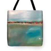 Seaside Garden Tote Bag