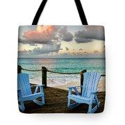 Seaside In Antigua Tote Bag