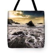 Seaside L/r Tote Bag