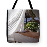 Seaside Massage Tote Bag