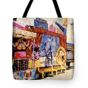 Seaside New Jersey Tote Bag
