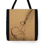 Seaside Objects Tote Bag