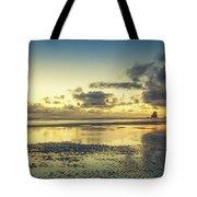 Seaside Palette Tote Bag