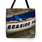 Seaside Park New Jersey Tote Bag