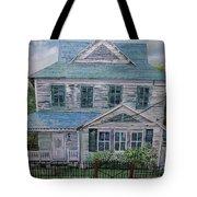 Seaside Retreat Tote Bag